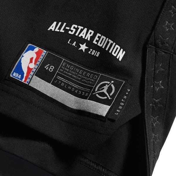 sale retailer 40676 4b320 Jordan Brand released the 2018 NBA All-Star jerseys ...