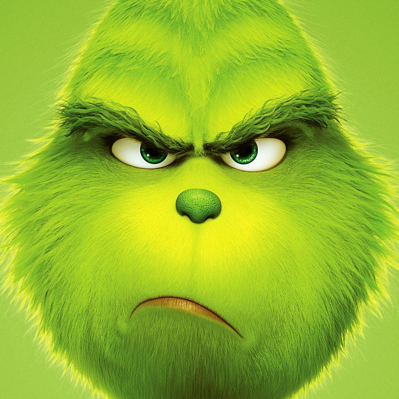The Grinch review: Benedict Cumberbatch voices the character in a fun new version - Vox