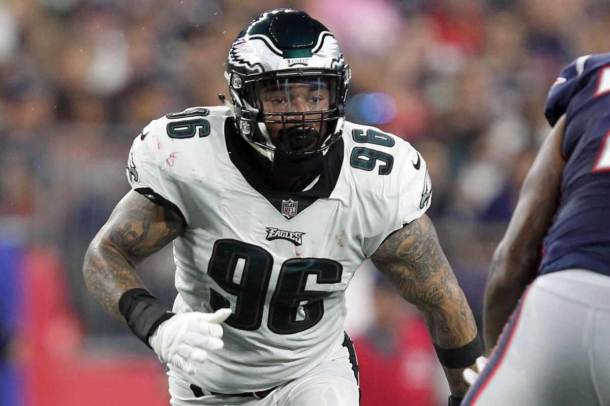 pretty nice 79446 7f650 Derek Barnett injury: Eagles defensive end reportedly out ...