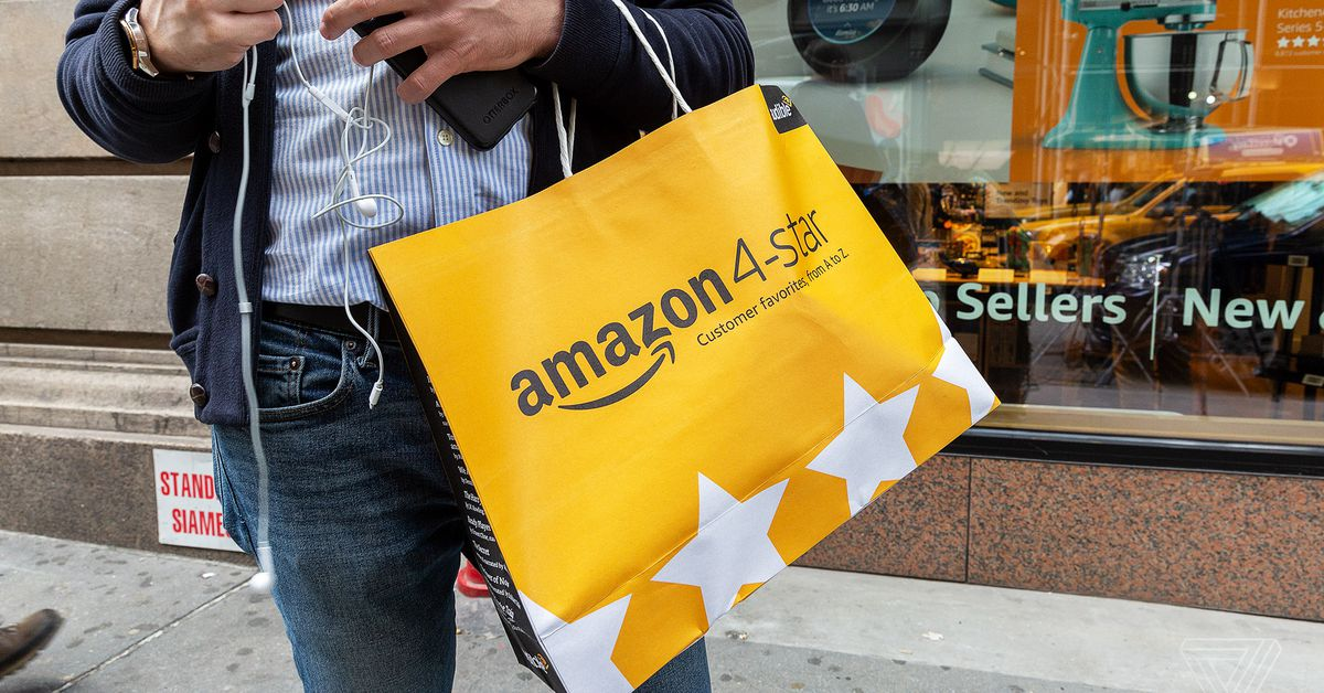 Amazon 4-star is a Dream Store for Last-minute Gift Givers