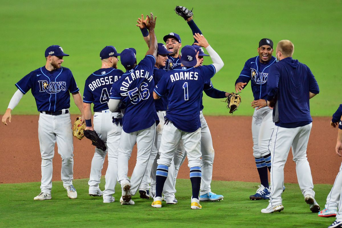 MLB: ALDS-New York Yankees at Tampa Bay Rays