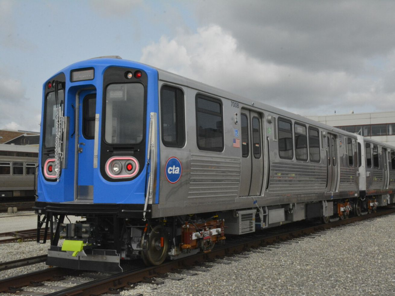 CTA launches in-service testing of new 7000-series railcars across the Blue Line.