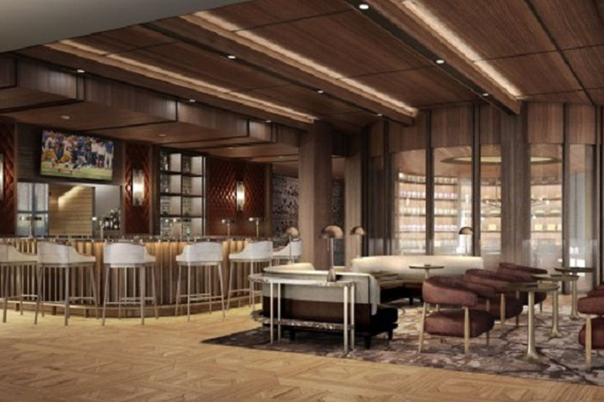 Montecristo lounge rendering