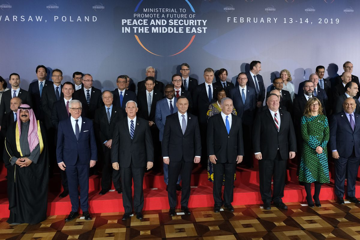 Image result for warsaw summit