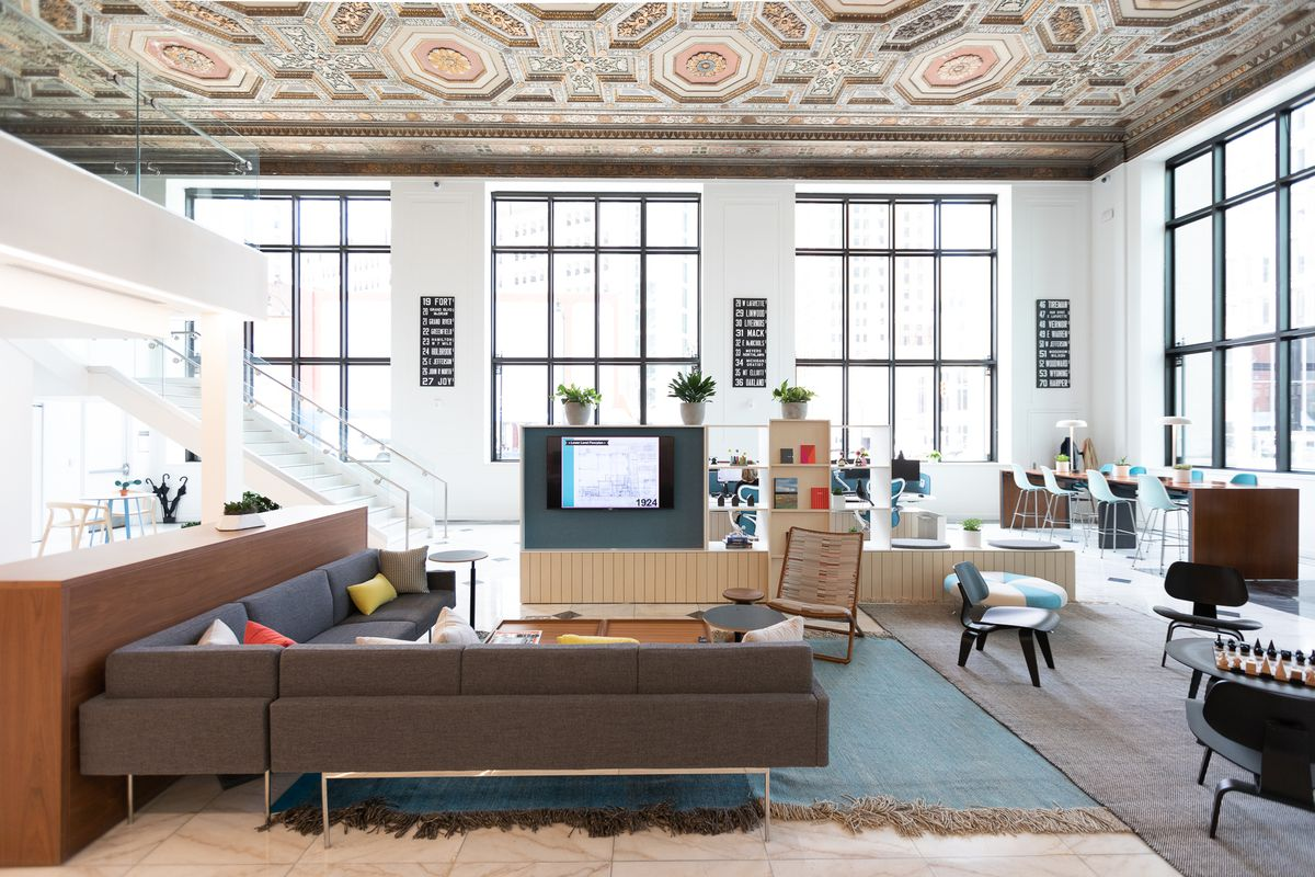 MarxModa opens Detroit headquarters in historic downtown building - Curbed Detroit