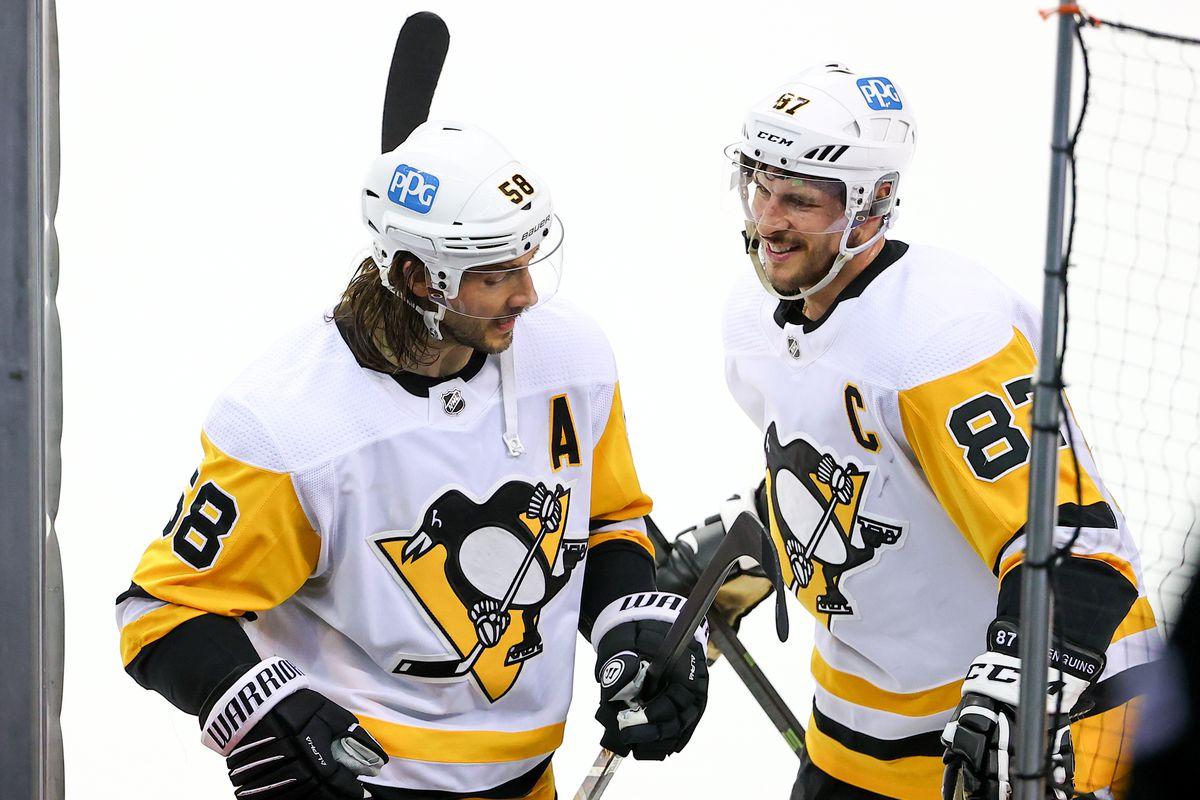 NHL: APR 11 Penguins at Devils