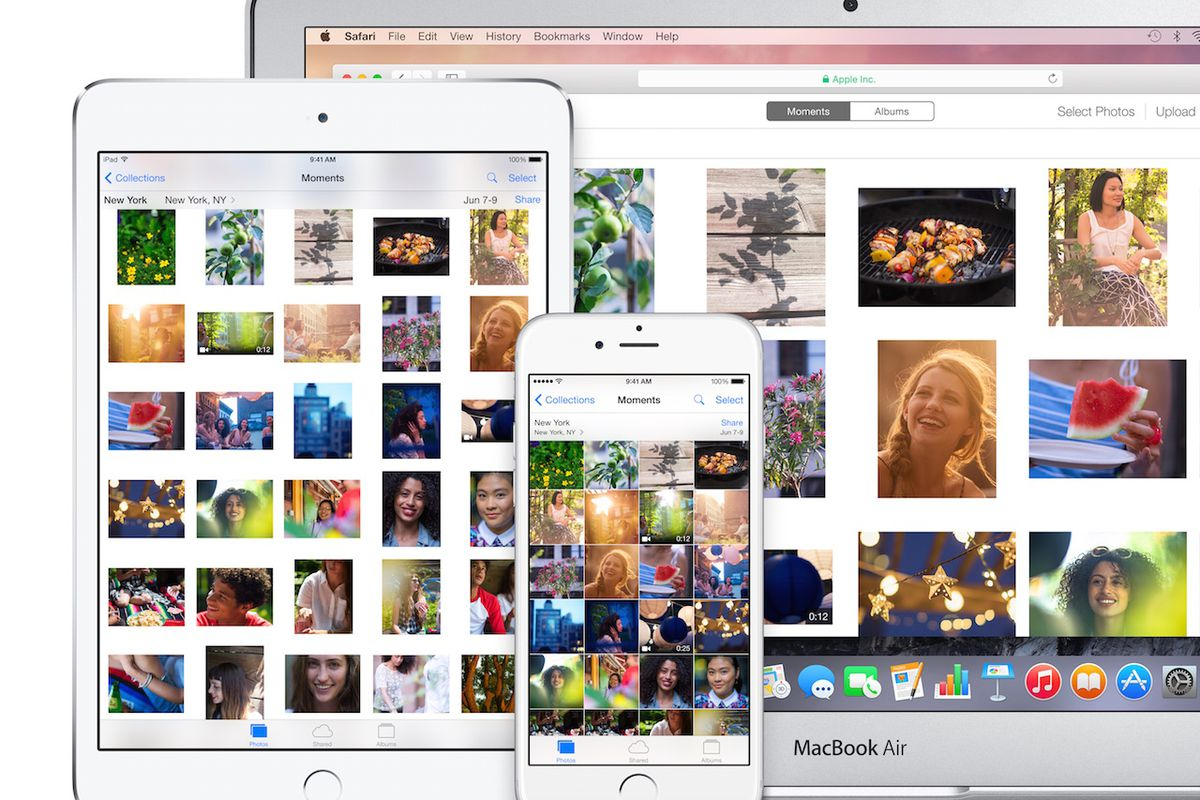 apple s icloud photo library a quick how to guide recode
