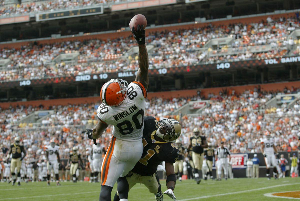 NFL: Saints vs Browns 19-16