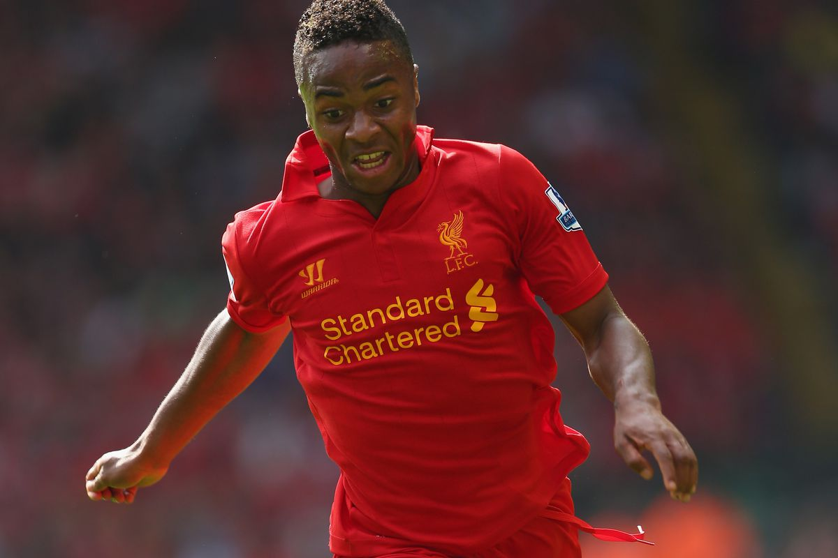 Raheem Sterling Keeping His Eye on the Prize