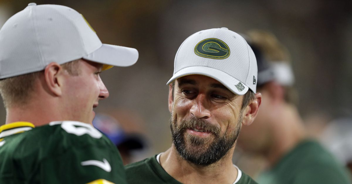 Tuesday Cheese Curds: Aaron Charles Rodgers in charge