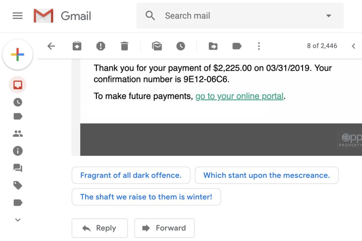 Chrome extension replaces Google's canned replies with