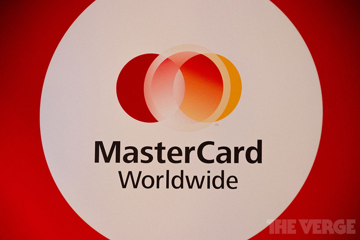 MasterCard Worldwide sign (STOCK)