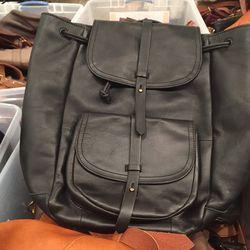 Backpack, $130