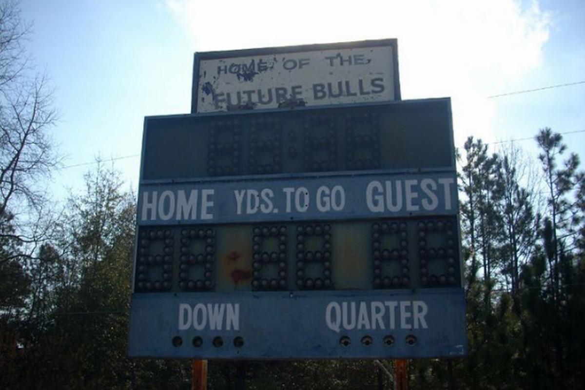 future bulls scoreboard