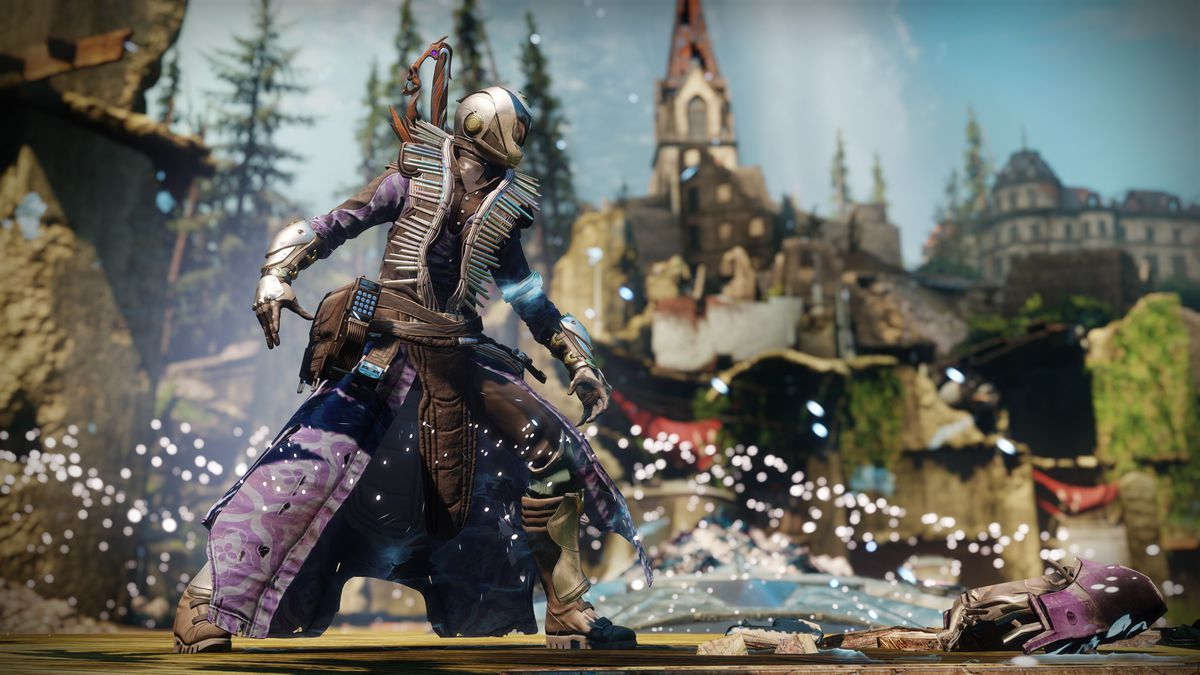 Destiny 2: Forsaken - Warlock playing Gambit