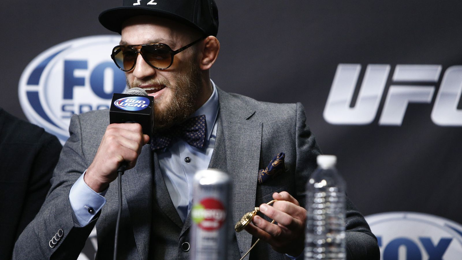 Get the latest fight results record history videos highlights and more for Conor McGregor on ESPNcom