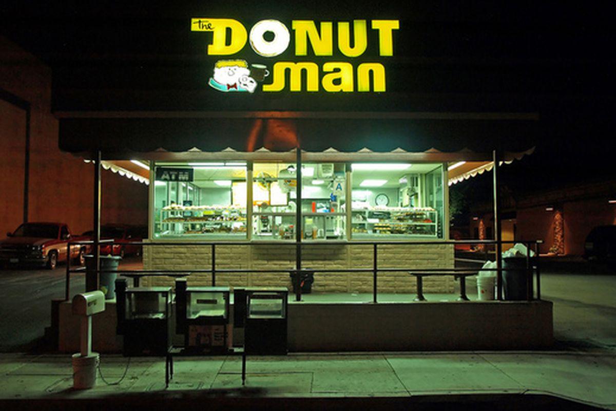 The Donut Man, Glendora.