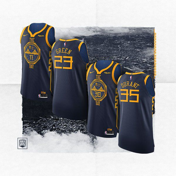 new arrival 48e18 92016 Every NBA City Edition jersey, ranked - SBNation.com