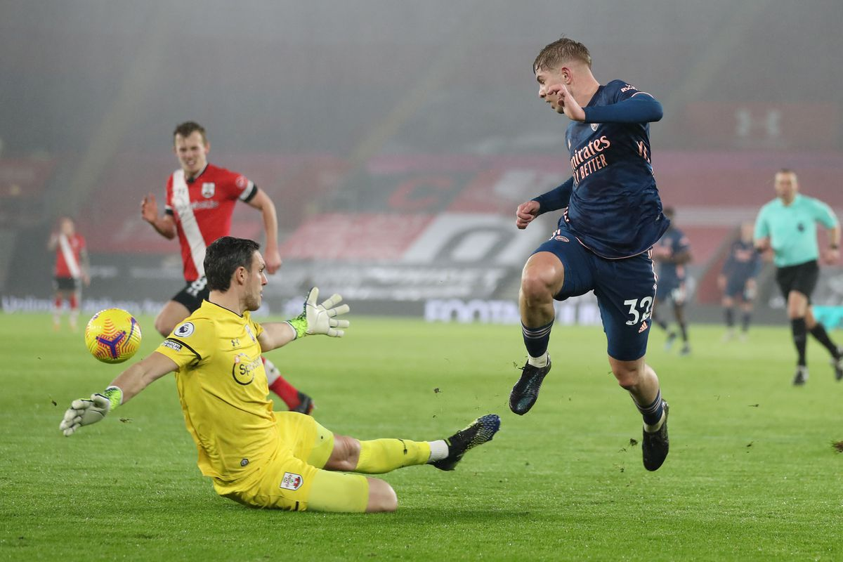 REPORT: Southampton slump to 3-1 defeat to Arsenal - St. Mary's Musings