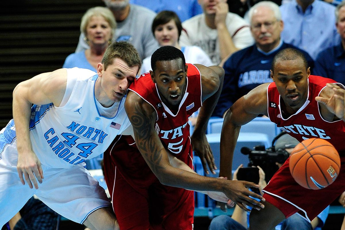 NC State would love to win and face their bitter in-state rivals for a Final Four berth.