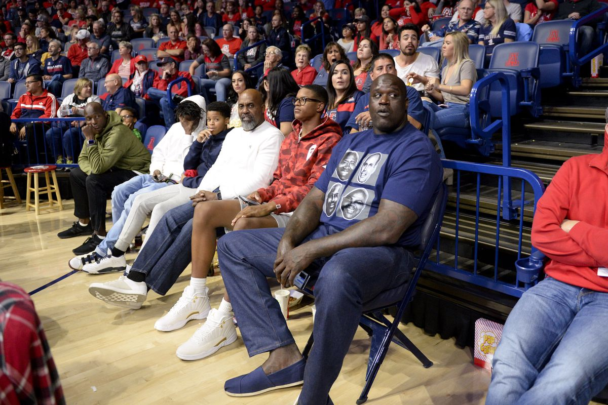 NCAA Basketball: Sacred Heart at Arizona