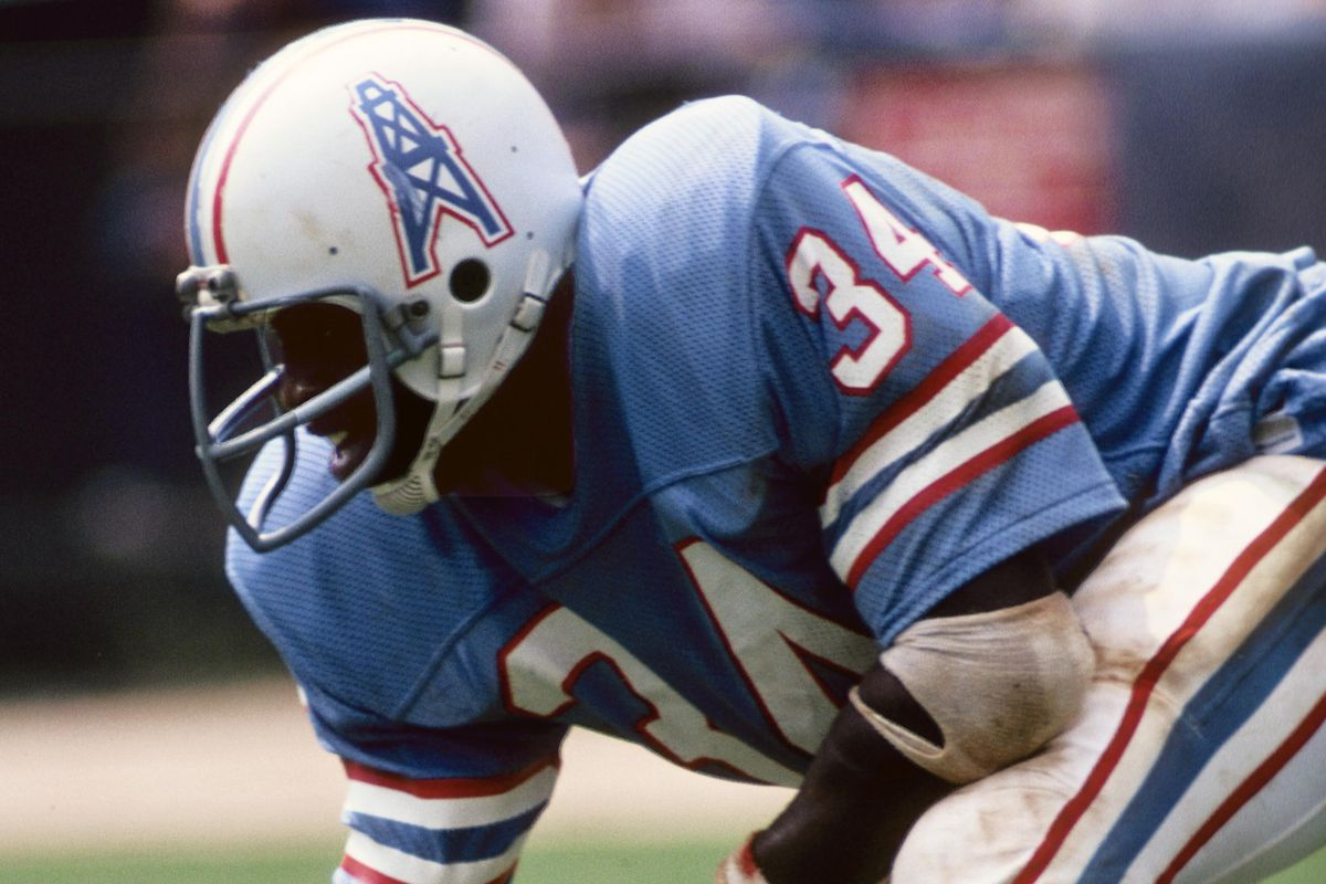 The Houston Oilers are often the first team fans outside of Houston associate with Houston sports.