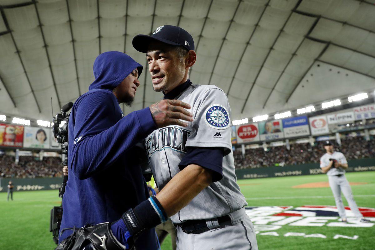 2019 Opening Series: Oakland Athletics v. Seattle Mariners