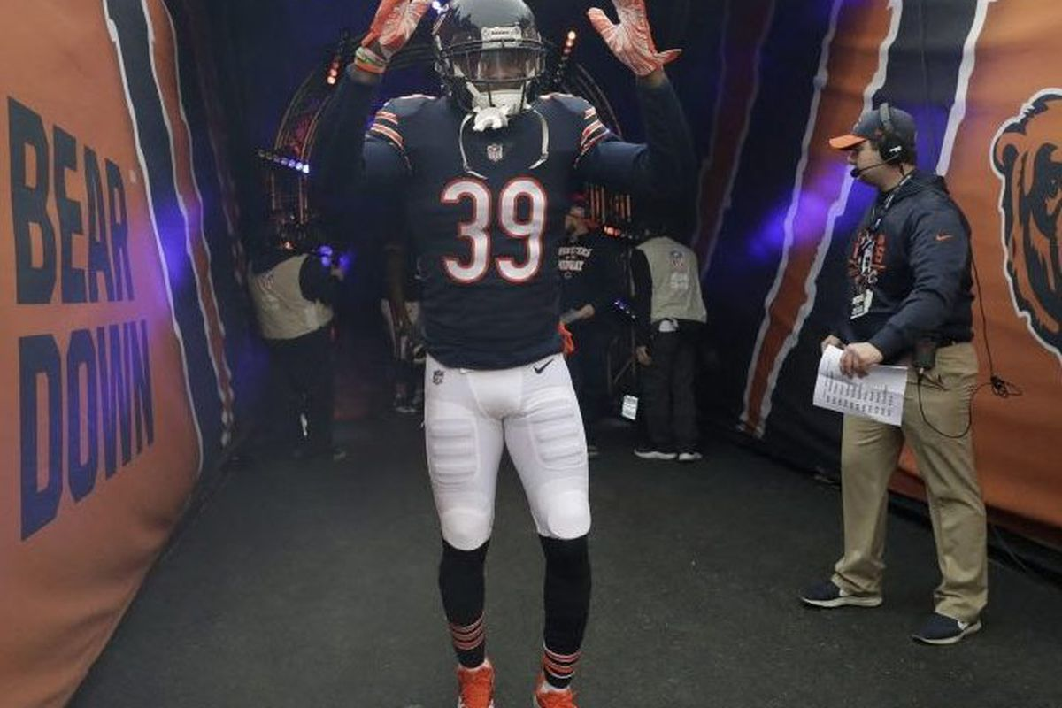 f0410d74528 Bears safety Eddie Jackson was a first-team all-pro.   Nam Y. Huh/AP photo