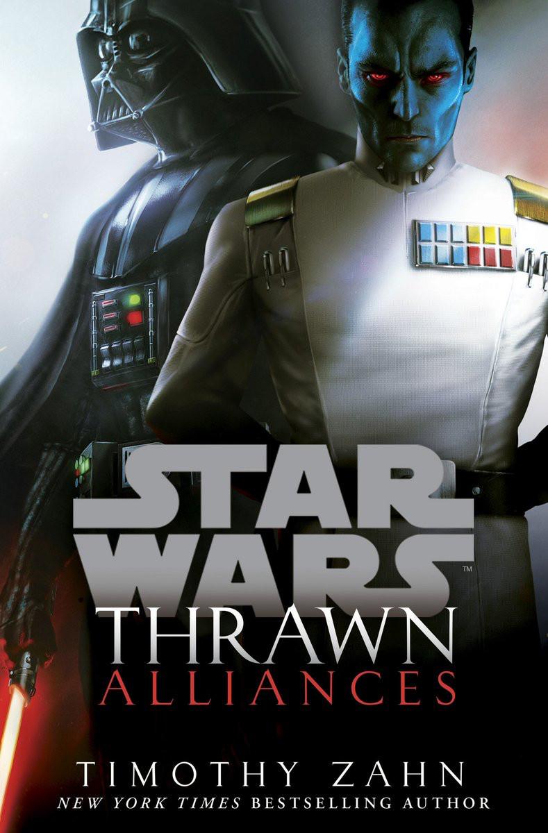 Star Wars author Timothy Zahn on Thrawn: Alliances and toxic
