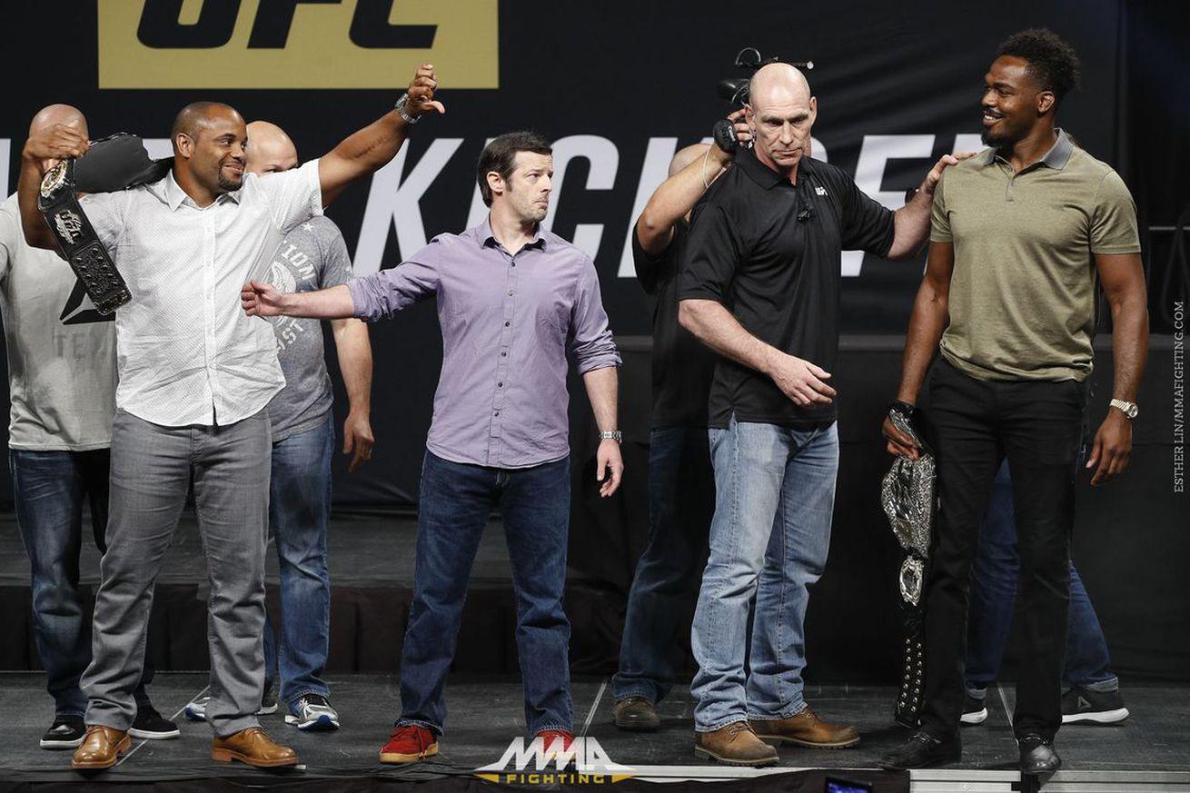 community news, UFC 214: Daniel Cormier would rather fight Jon Jones a third time before facing Jimi Manuwa