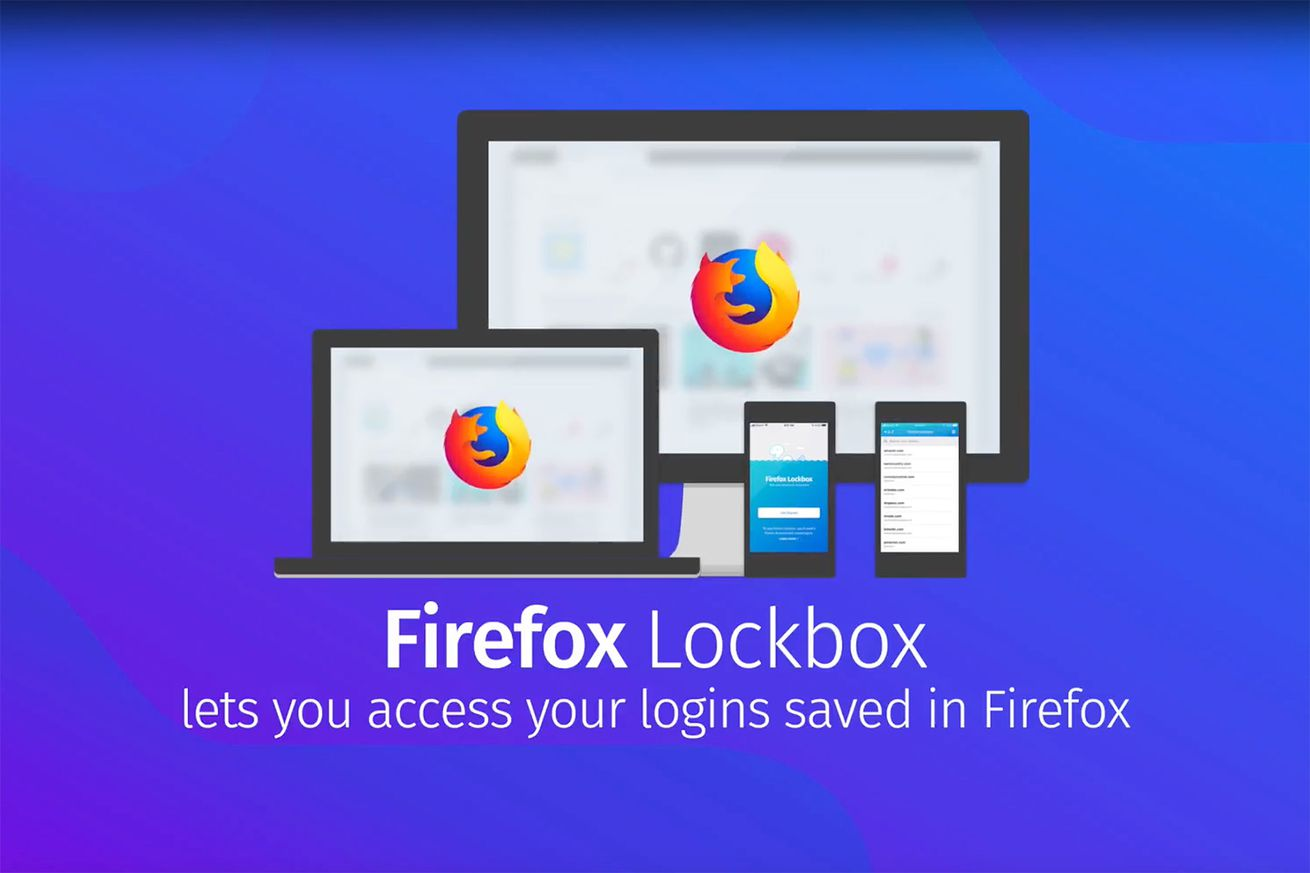 mozilla wants to make firefox your ios password manager