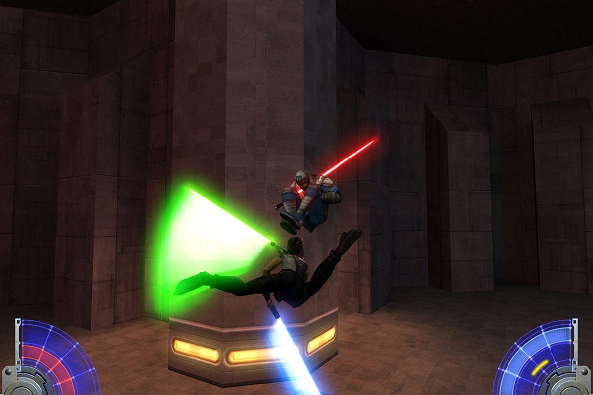 Star Wars Jedi Knight: Jedi Academy now available on Mac through