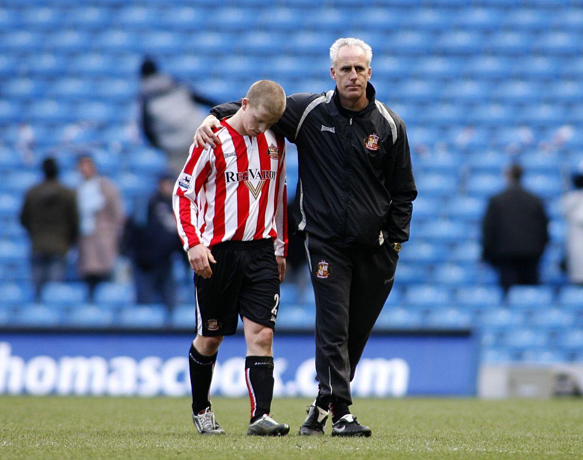 Soccer - FA Barclays Premiership - Manchester City v Sunderland - The City of Manchester Stadium