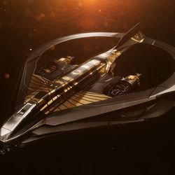 The new ship from Trials of Osiris