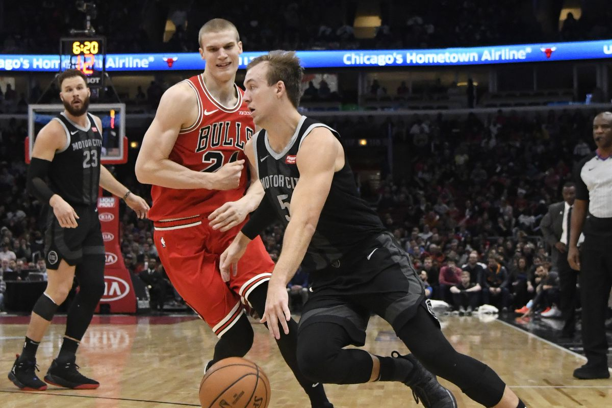 Detroit Pistons vs. Chicago Bulls: Game time, TV, odds, and more
