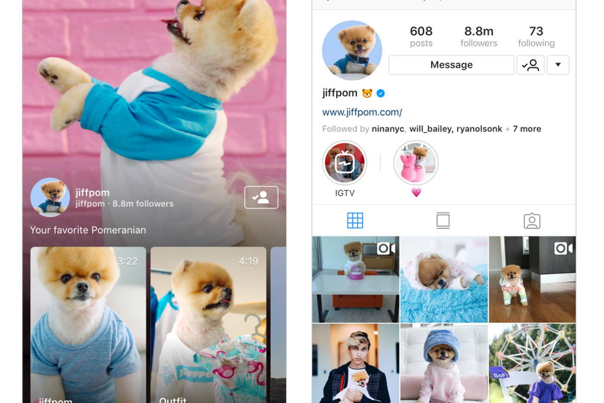 Instagram announces IGTV, a standalone app for longer videos