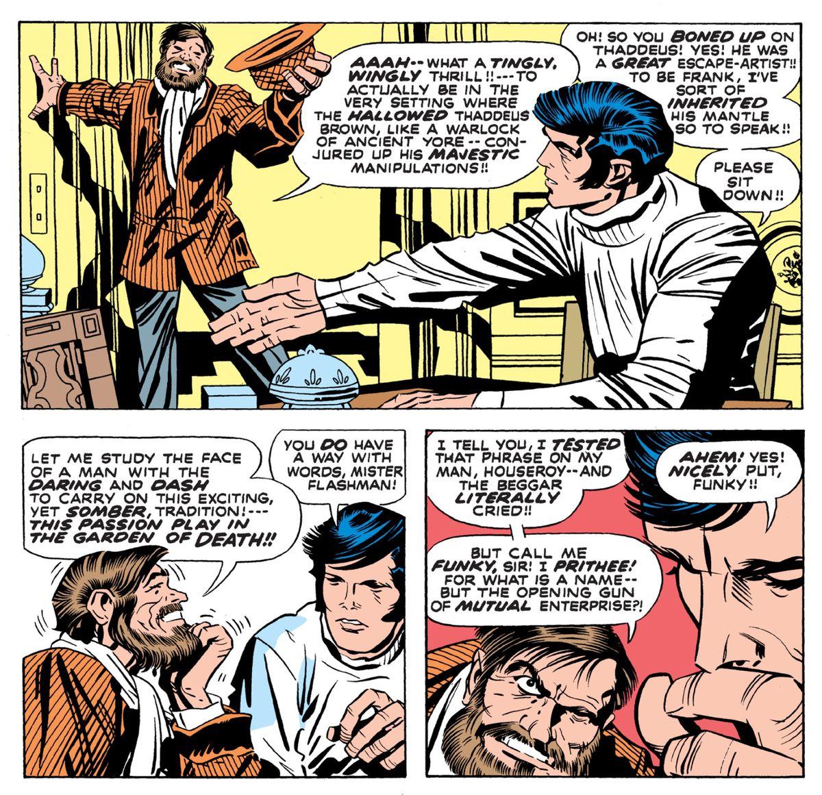 蜘蛛诗有第一个死后的Stan Lee客串,也是最好的
