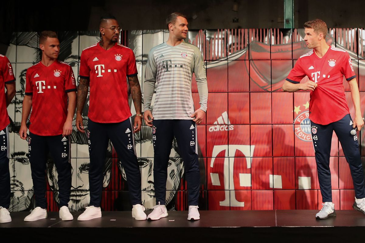 4612a6c772c Injury Update  Manuel Neuer could play in the DFB Pokal final (Updated!)
