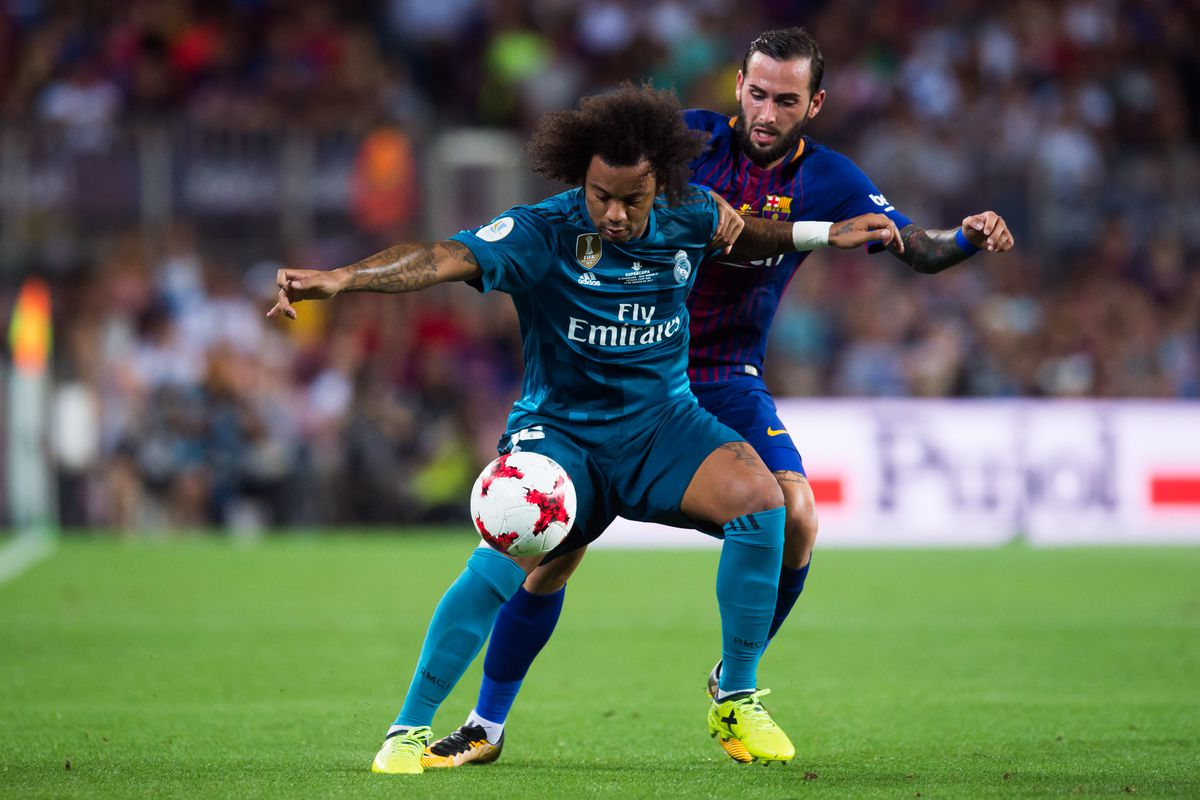 player ratings barcelona 1 3 real madrid 2017 spanish