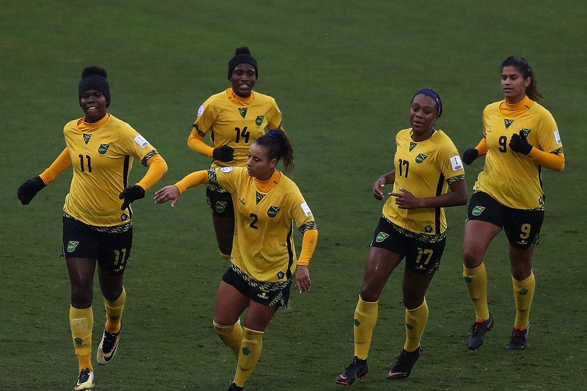 Panama v Jamaica: Third Place Match - CONCACAF Women's Championship