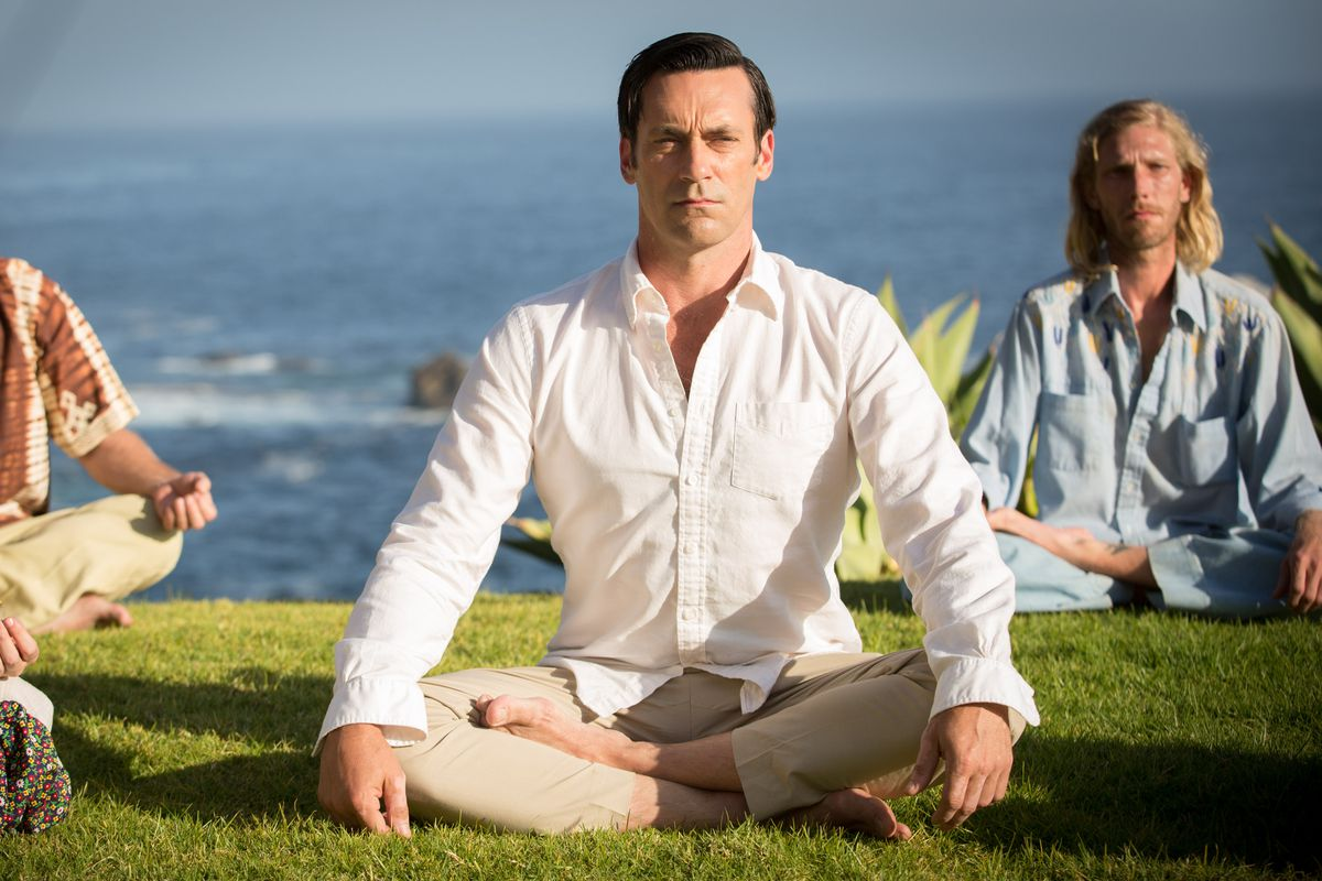 Just open up your mind to the possibility that the popularity of Mad Men isn't a media conspiracy, man.