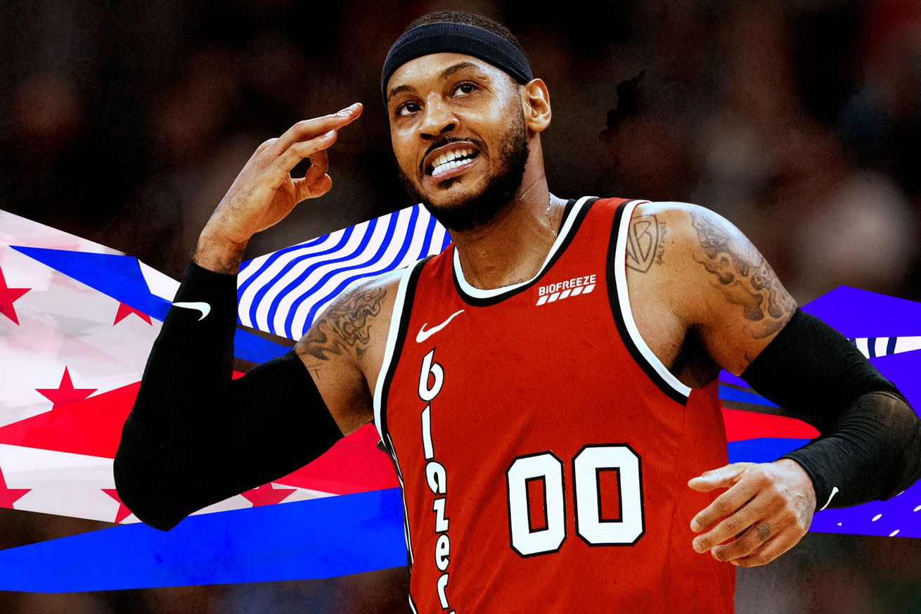 melo 2.0 - A running list of Carmelo Anthony's best Blazers moments