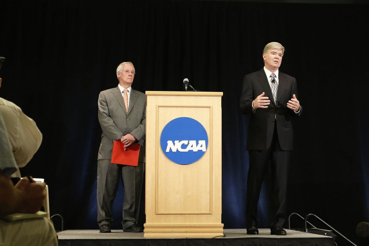 The NCAA has said it will protect student-athletes, yet it allows member schools to discriminate against them.