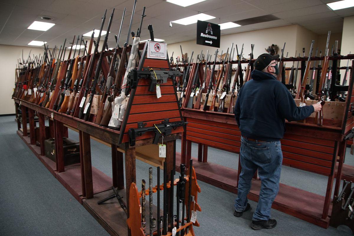 fingerprints for foid cards rival gun control bills seek