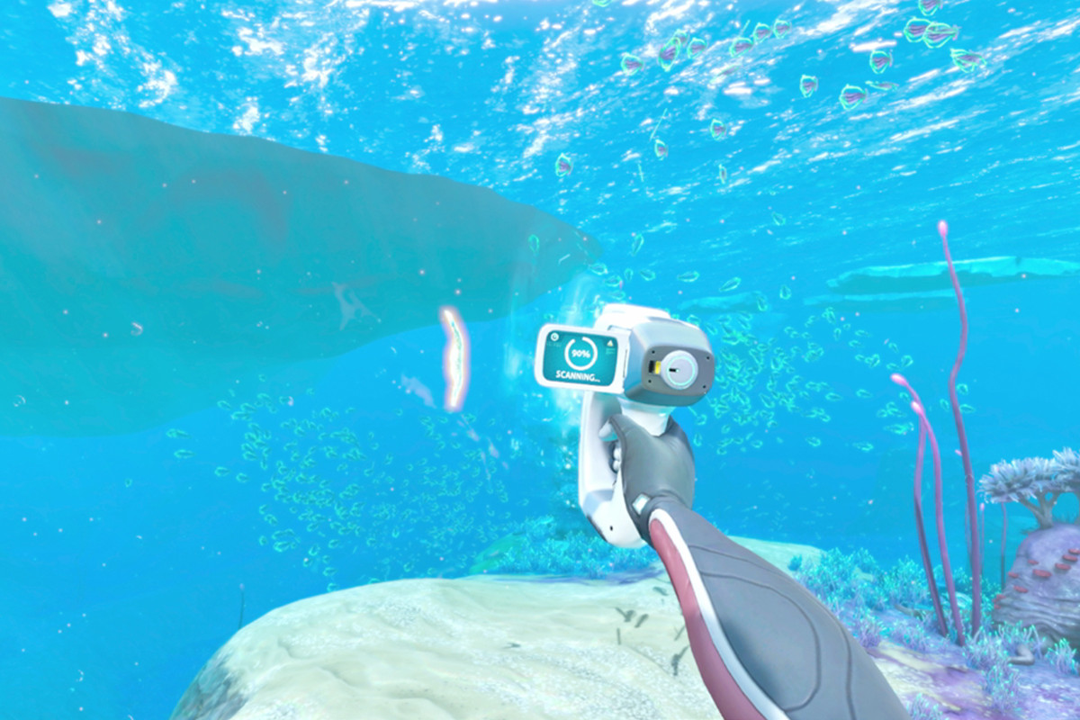 Subnautica: Below Zero guide: How to recharge tools and batteries