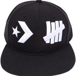Converse x Undefeated Cap ($32)