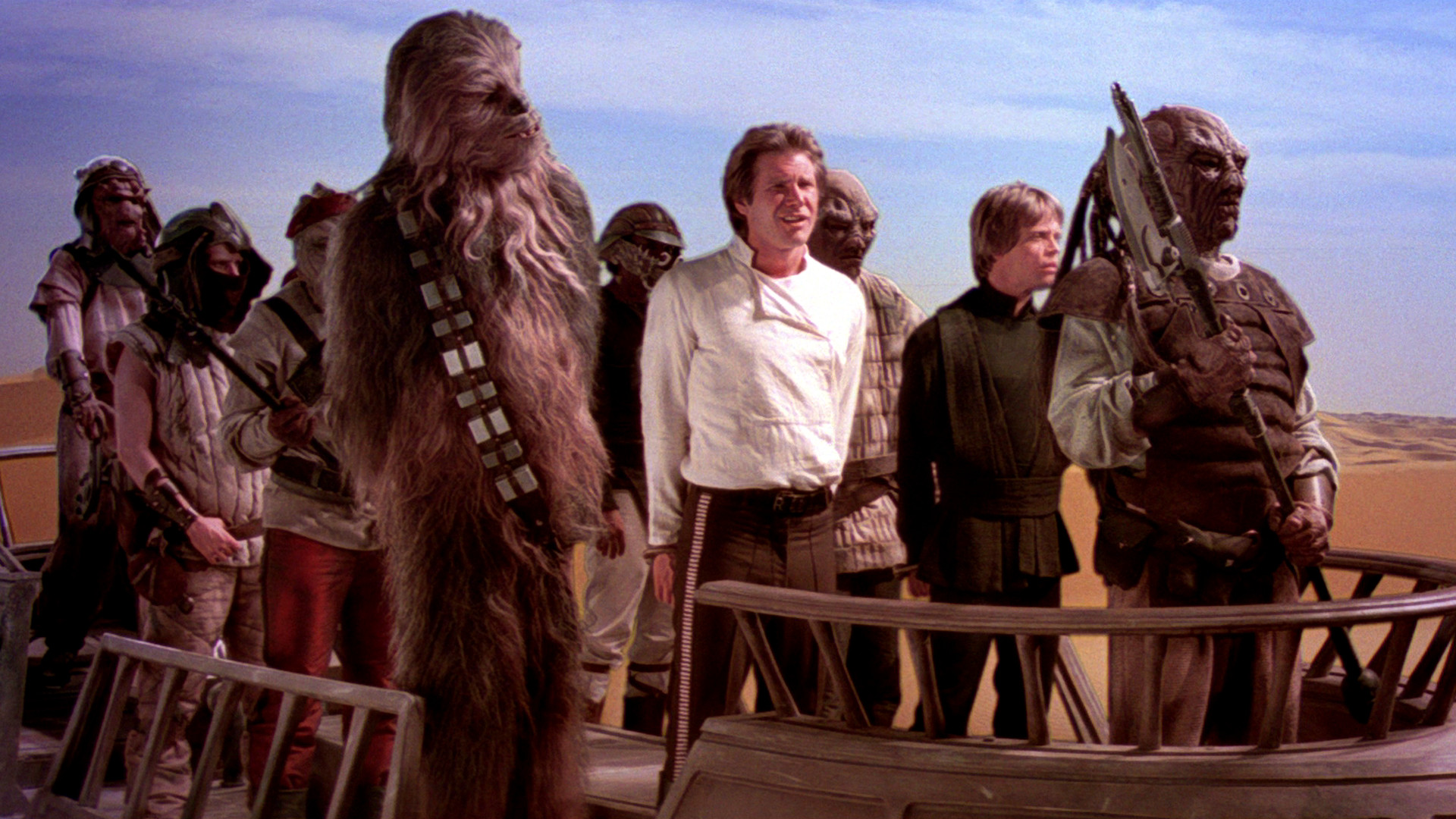 The opening of Return of the Jedi is weirder than you thought | Polygon