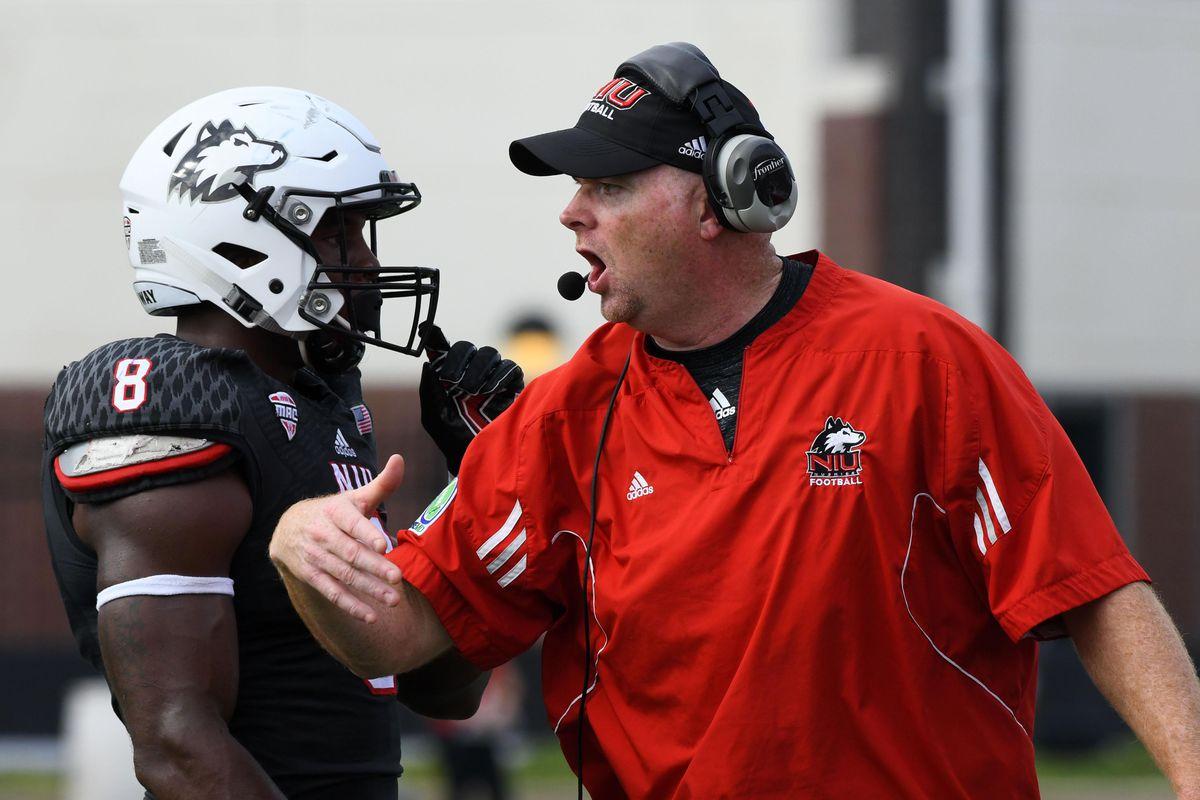 NCAA Football: Western Illinois at Northern Illinois