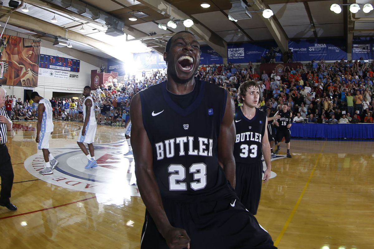 Butler sends the Tar Heels home disappointed.