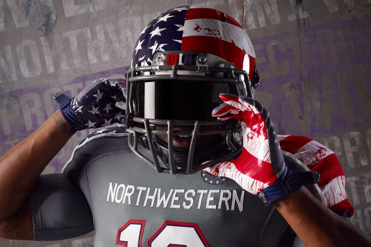 pretty nice 73da5 30409 Authentically distressed: The problem with Northwestern's ...
